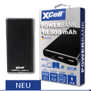 XCell Powerbank 10.000 mAh
